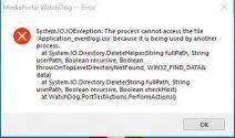 Watchdog crashed out error message.JPG